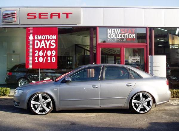 p'tit nouveau en a4 b7 sedan - a4 b7 / a4 b7 cabriolet - forums